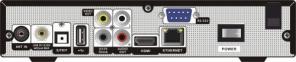 Спутниковый ресивер Galaxy Innovations  Phoenix COMBO 0