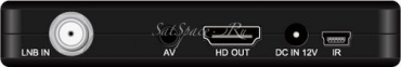 Спутниковый ресивер GI HD Slim 3+ Cx 3