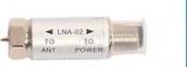 Антенный усилитель эфирного сигнала RTM LNA02 0