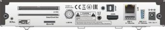 Спутниковый ресивер OpenBox AS-2/Android 4.4.2/CI 3