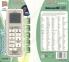 Пульт кондиционера HUAYU K-1036E+L универсальный 1000 в 1 с подсветкой 0