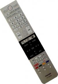 Пульт CT-90428 LED оригинальный для Toshiba