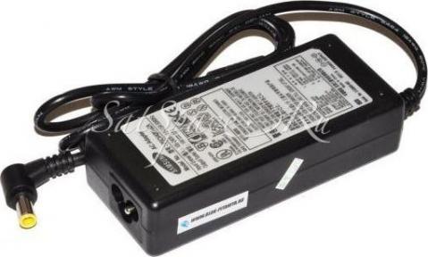 Блок питания для ноутбука SAMSUNG 19V 3,16A 5,0 мм с иглой + сетевой кабель