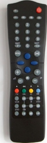 Пульт RC2543, RC2573 TV/VCR для видеотехники PHILIPS