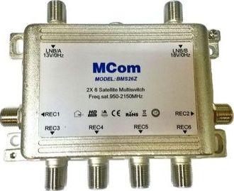 Мультисвитч пассивный MCom BMS-26Z