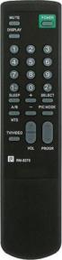 Пульт RM-827S CH для телевизора SONY
