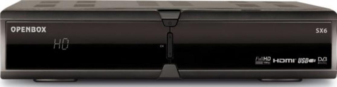 Спутниковый ресивер OpenBox  SX6