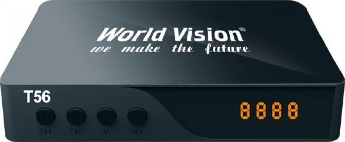 Ресивер эфирный World Vision T56