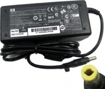 Блок питания для ноутбука HP 18,5V 3,5A штекер питания 4,8x1,7 мм + сетевой кабель
