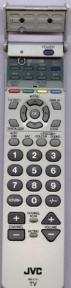 Пульт RM-C114 оригинальный для телевизора JVC
