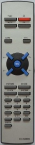 Пульт CE-0528AW, FUNAI S2100PF, ERISSON для телевизора ERC