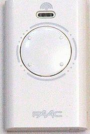 Пульт FAAC XT4 433 SLH LR 4-х канальный model: 787008-1