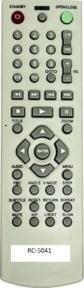 Пульт N-DVD5041-N ch in оригинальный для видеотехники HYUNDAI