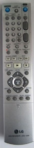 Пульт 6711R1P085D (DVD RECORDER/DVD/VCR) оригинальный для видеотехники LG