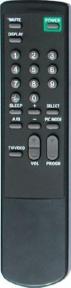 Пульт RM-849S для телевизора SONY