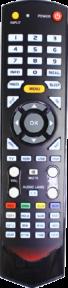 Пульт 210-Y8810/2, STV-LC2395WL, DEXP U55B9000K для телевизора SUPRA