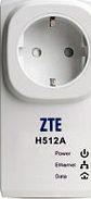 Адаптер ZTE H512A Power Line Communication