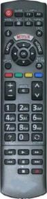 Пульт N2QAYB001009 LCD TV NETFLIX для телевизора PANASONIC