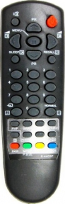 Пульт R-44C07 TV для Daewoo