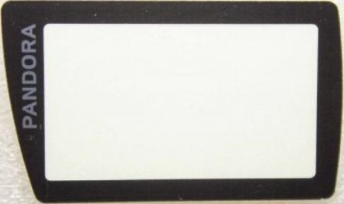 Стекло к брелку Pandora 1870i, 2500i