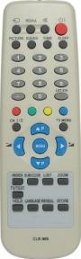 Пульт CLE-968 для телевизора HITACHI