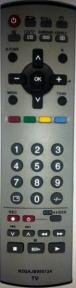 Пульт N2QAJB000124 оригинальный для телевизора PANASONIC