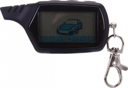 Брелок к автосигнализации LCD StarLine B6