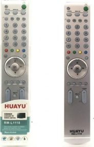 Пульт универсальный HUAYU RM-L1118 для Sony