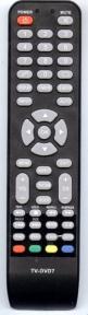 Пульт TV-1 FLTV-32L22B TV-DVD7 для видеотехники FUSION