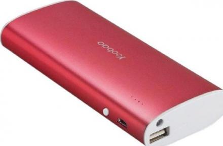 Портативное зарядное устройство YOOBAOO YB-6016 Емкость 13000 mAh выход 2,1А