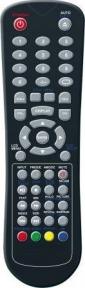Пульт H-LCD2200 TV/DVD для видеотехники HYUNDAI, SUPRA, BRAUN