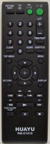 Пульт универсальный HUAYU RM-D1019 для Sony