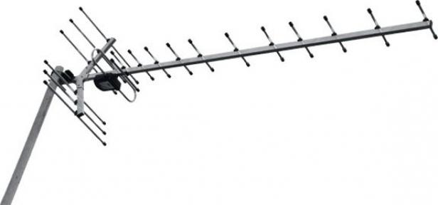 Антенна наружняя Локус 21-60к. / L 020.12 D / 19 эл., 9-14,5 db пассивная