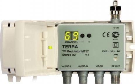 Модулятор Terra МТ-57