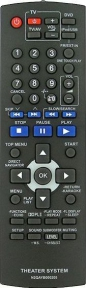 Пульт N2QAYB000205 HOME THEATER для видеотехники PANASONIC