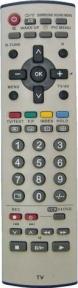 Пульт N2QAJB000084 оригинальный для телевизора PANASONIC