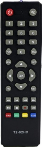 Пульт OPENBOX DVB-T2 T2-02 HD