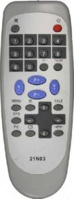 Пульт STV-2103 для телевизора SITRONICS