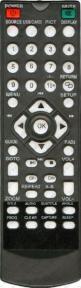 Пульт OP-1026 DVD для видеотехники OPERA
