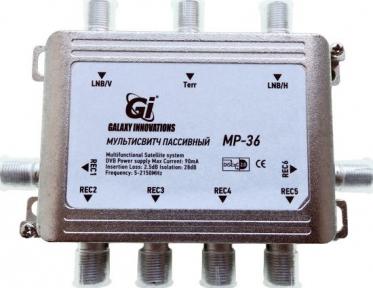 Мультисвитч пассивный  GI MP-36
