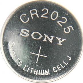 Элемент питания СR2025 Sony