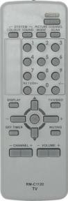 Пульт RM-C1120 для телевизора JVC