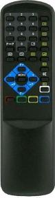 Пульт RC-500 TXT для телевизора RUBIN