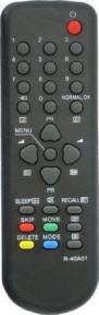 Пульт R-40A01 TV для Daewoo