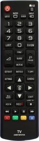 Пульт для LG AKB73975734 LCD TV 3D