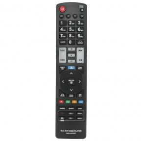 Пульт LG AKB72975301 оригин. для Blu-ray-плеера LG BD550