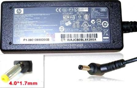 Блок питания для ноутбуков HP 19V 1,58A 4,0х1,7 мм