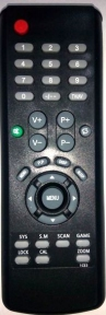 Пульт VR 1CE3 TV для Supra