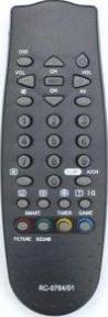 Пульт RC0766/01, RC0764 без TXT оригинальный для телевизора PHILIPS
