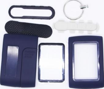 Корпус к брелку StarLine D94 GSM+GPS тёмно-синий